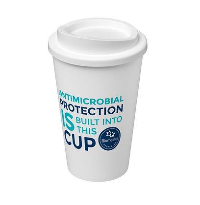 Mug isolant antimicrobien Americano® Pure 350 ml personnalisé