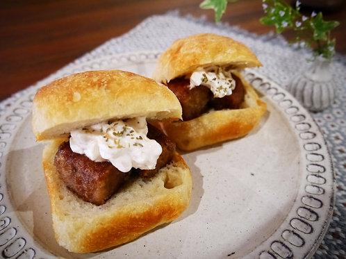 チキン南蛮風サンド2個セット