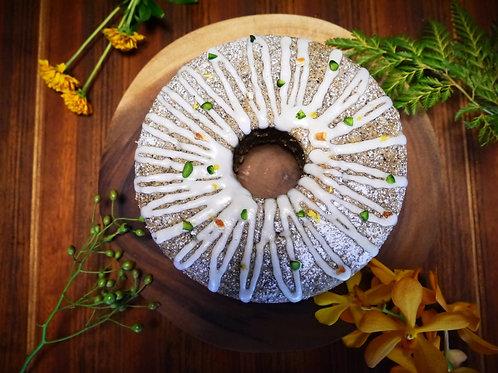 自然栽培和紅茶のリングケーキ