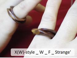 X(W)-style _ W _ F _ Strange'