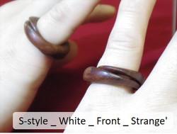 S-style _ White _ Front _ Strange'