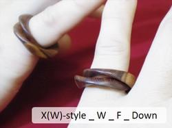 X(W)-style _ W _ F _ Down