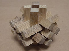 15本組木