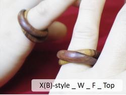 X(B)-style _ W _ F _ Top