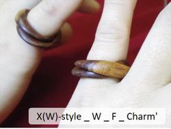 X(W)-style _ W _ F _ Charm'