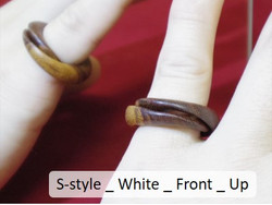 S-style _ White _ Front _ Up