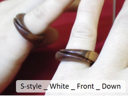 S-style _ White _ Front _ Down