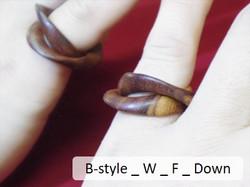 B-style _ W _ F _ Down