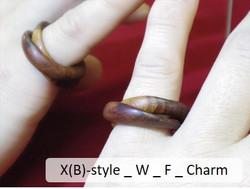 X(B)-style _ W _ F _ Charm