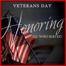 Veterans Day, 2020
