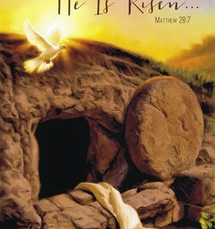 Resurrection Day Blessings!!!