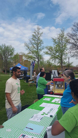 Meshal earth day 2016