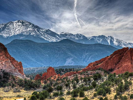 The Colossus of Pikes Peak