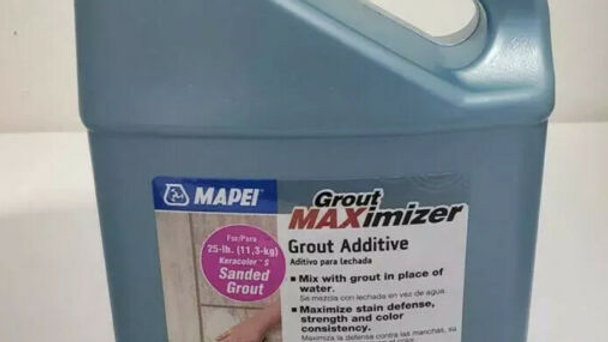 MAPEI Grout Maximizer 64-fl oz Grout Additive