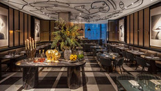 WHITCOMB'S TO OPEN AT THE LONDONER HOTEL