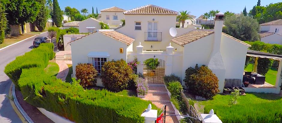 Fantastic Value Detached Villa For Sale near Marbella