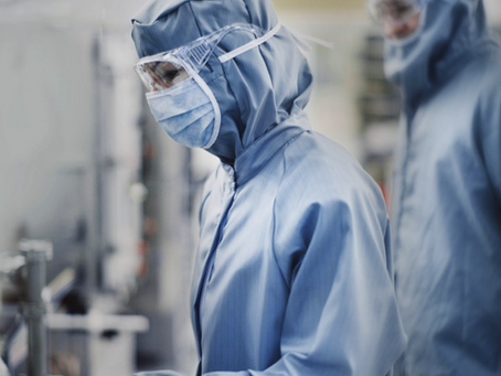 Introducing our latest PPE Products - Cleanroom Workwear
