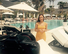 Marbella presenter training