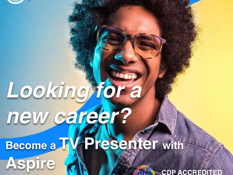Kick start your new 2021 career in Presenting and make it happen!