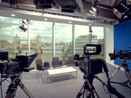 July TV Presenter course full, however August is still available!