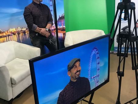 Free TV Presenter Open Day Session 25th Oct 2020