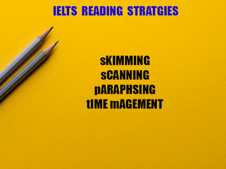 IELTS Reading Tips | Strategies & Comprehension | IELTS Exam Preparation