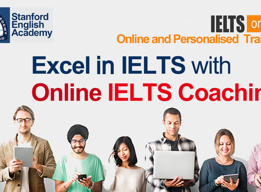 IELTS Class | Attend from Home - 15 Weeks Live Online Course