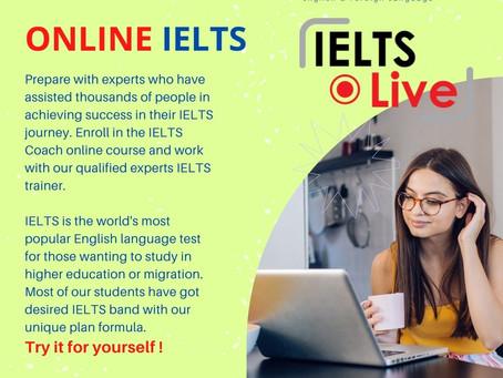 Online IELTS Class | Attend from Home