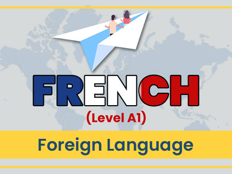 How To Learn French For French Beginner Level (A1 & A2) | Online French Course