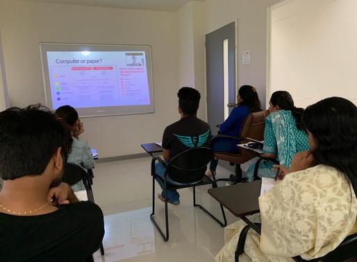 IELTS Coaching Class at Kharghar, Navi Mumbai