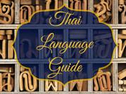 Online Thai Language | Learn Thai for Beginners