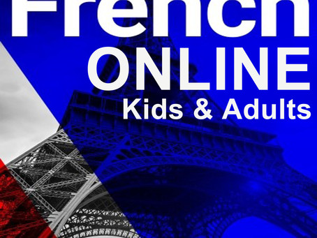Learn French language Online Course for Kids and Adults