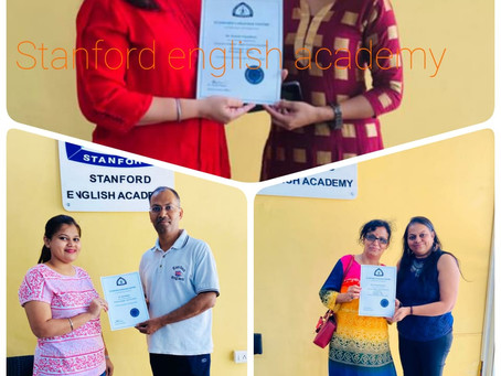 Spoken English Course, Intensive English and German Language class in Kharghar, Navi Mumbai