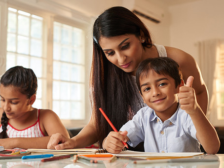 Spoken English Classes for Kids in Kharghar, Navi Mumbai  | Age 7 - 14 years