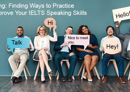 Improve your Speaking Skills for the IELTS Exam | IELTS Coaching Class in Navi Mumbai