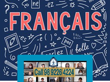 Online French Language Course | Study French in Mumbai A1- B2 level in Kharghar, Navi Mumbai
