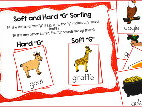 Soft G and Hard G Sound | Spoken English for Young Learners Aged 7 -14