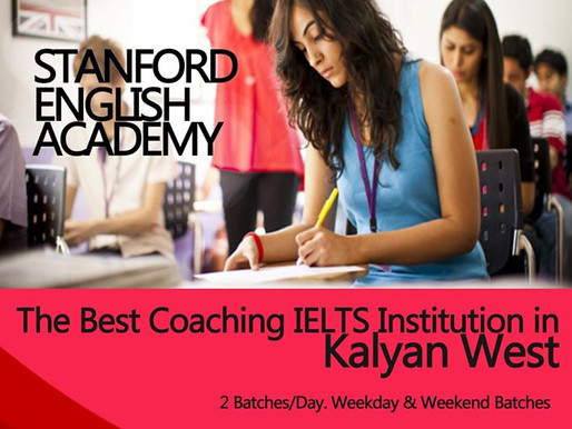 IELTS Preparation Course in Navi Mumbai : Complete Prep Course starting from 40Hrs.