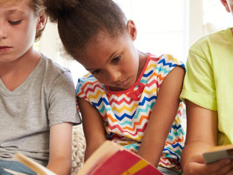 Preventing Reading Difficulties in Young Children | Improve Overall English Skills for Kids