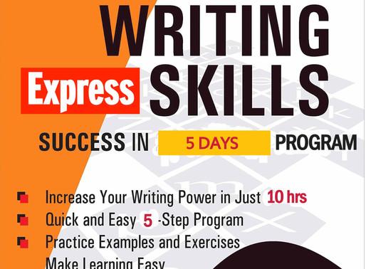 5 days program IELTS Writing Skills - General or Academic Programs in Kharghar, Navi Mumbai.