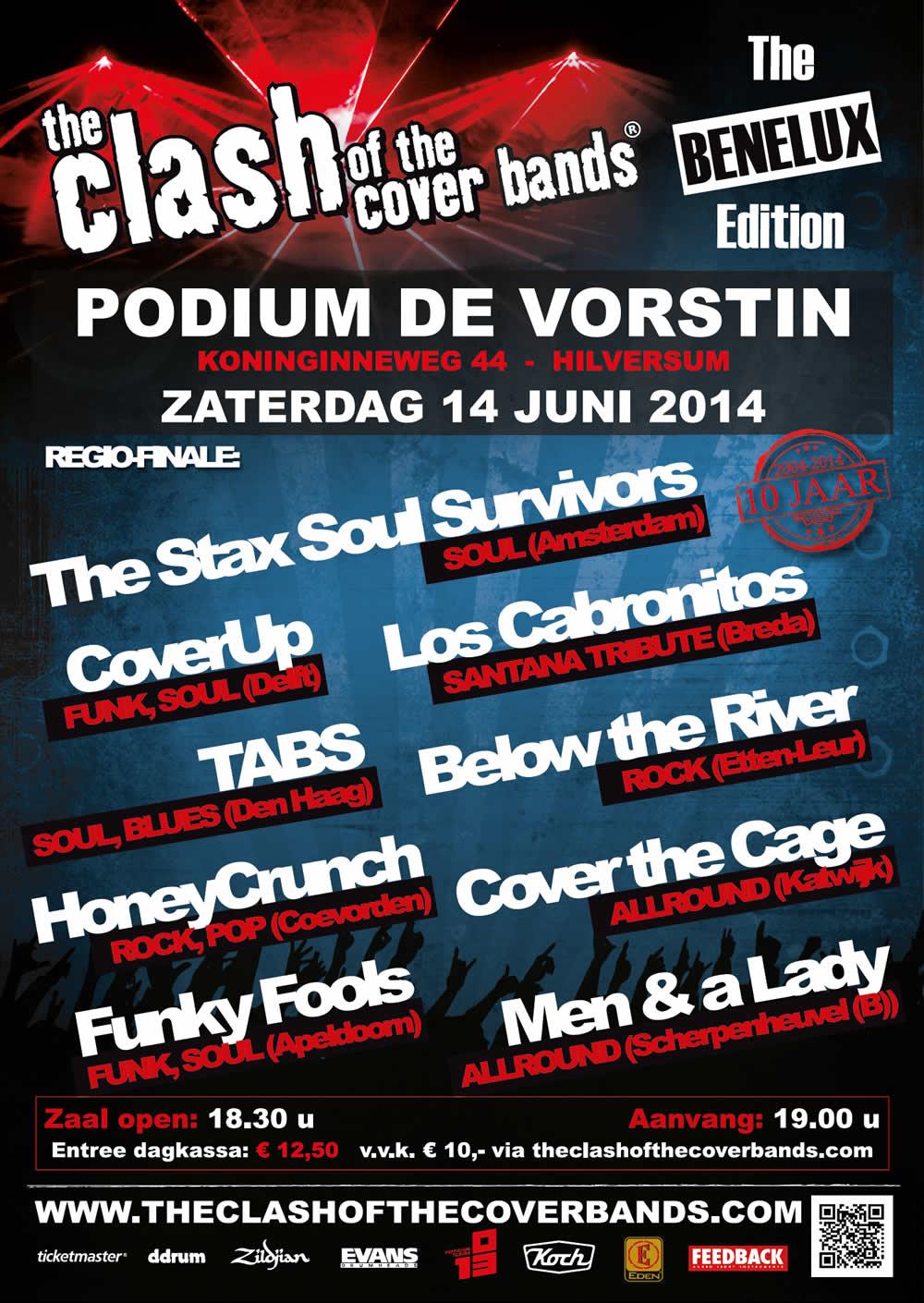 3) Poster_140614_PodiumdeVorstin_Hilversum