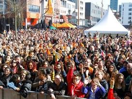 8 oktober speelt M&L om 21u op het Music & Beerfestival in Almere (NL)