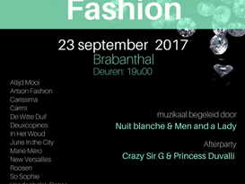 Fifty Shades of Fashion -  Brabanthal Haasrode, 23 Septemer 2017