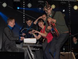 Foto's optreden Zavo Rock