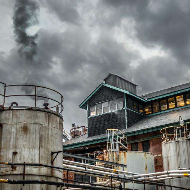 Industrial Cincinnati