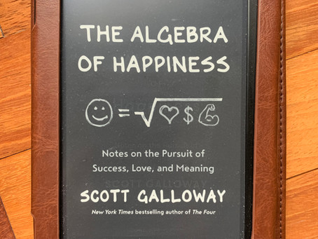 Review of The Algebra of Happiness
