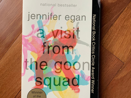 Review of A Visit from the Goon Squad