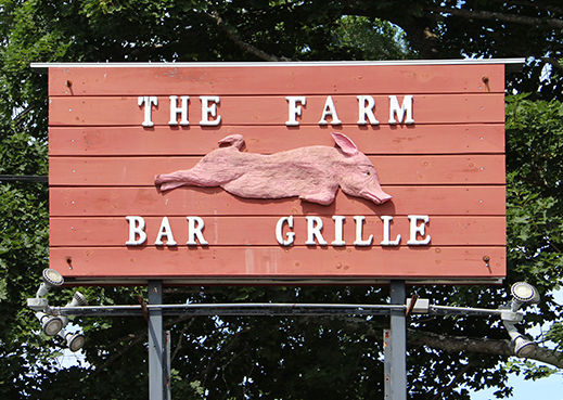 The Farm Bar & Grille in Essex, MA