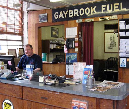 Gaybrook Garage in Essex, MA