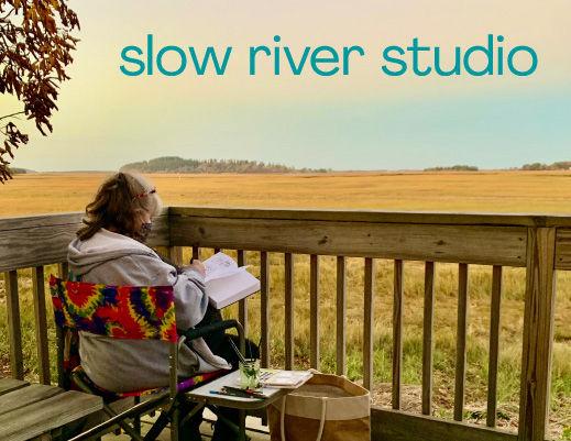 Slow River Studio in Essex, MA